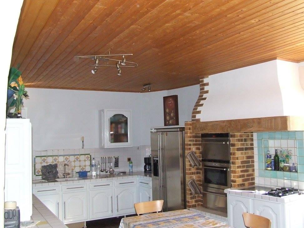 Plafond Tendu Cuisine Ancienne Deco Design Plafond