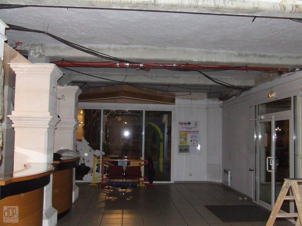 Deco Design Plafond tendu Barrisol Charente